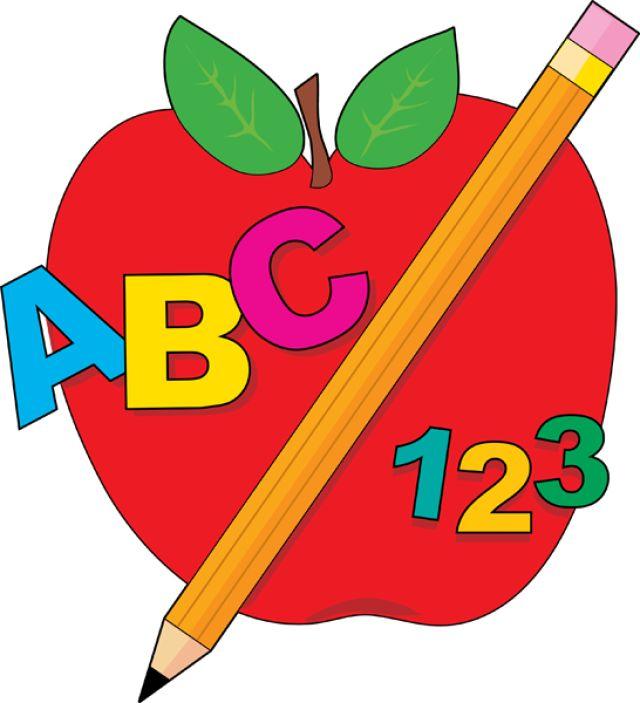 school-clip-art-11 - Mary D. Lang Kindergarten Center