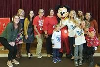 P-Pod and Mickey